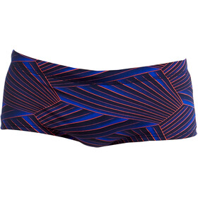 Funky Trunks Plain Front Zwemslip Heren, hugo weave